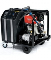 Nilfisk idropulitrice industriale con motore a benzina Honda a caldo mod. Neptune 7/61 PE