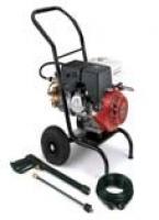 Kränzle idropulitrice industriale con motore a benzina Honda a freddo mod. Profi-Jet B 16/220 - Profi-Jet B 20/220 - Profi-Jet B 16/250