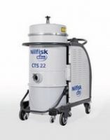 Nilfisk aspiratore industriale trifase modello CTS 22 versioni classe L-M-H
