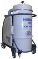 Nilfisk aspiratore industriale trifase modello CTT 40 versioni classe L-M-H