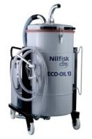 Nilfisk aspiratore industriale monofase per liquidi e olio modello Eco Oil 13
