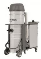Nilfisk aspiratore industriale trifase per solidi e liquidi modello T 75 versioni classe L-M