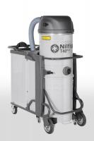 Nilfisk aspiratore industriale trifase per solidi modello T 40 PLUS versioni classe L-M-H